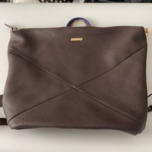 Dream Control Vegan Leather Convertible Backpack